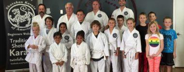 Kids Practice Led By Craig Walters (yodan, Boise)…