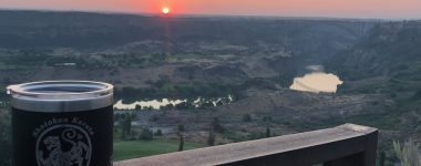 Sunrise Practice on the Canyon (this weekend)…