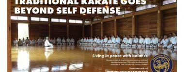 Shotokan Karate at CSI…