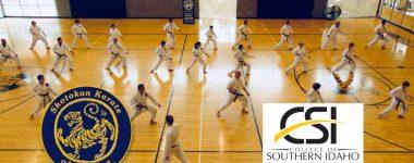 Shotokan Karate Adults Class @ CSI Community Ed…