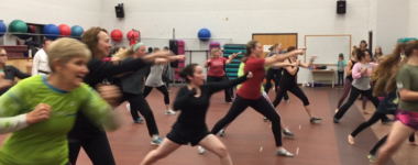 Self Defense Class this Week…