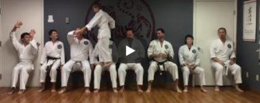 Twin Falls Karate Warm Up…