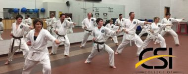 Spring 2018 CSI Karate Class…