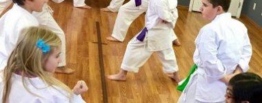 Kids Class – Flag Drill