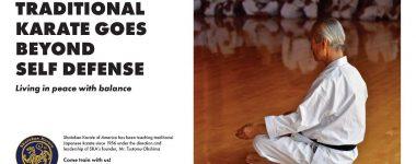Karate at CSI this Summer…