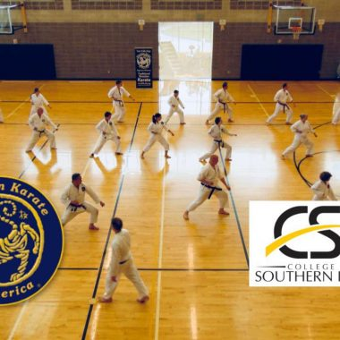 Shotokan Karate Adults Class @ CSI Community Ed…