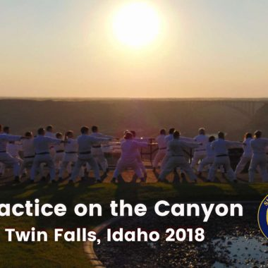 Practice on the Canyon (Twin Falls, Idaho 2018)…